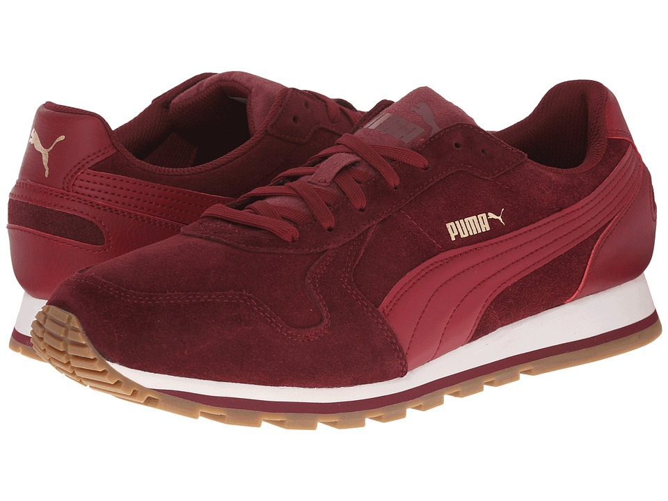 PUMA - ST Runner SD (Cabernet/Cabernet) Men's Running Shoes