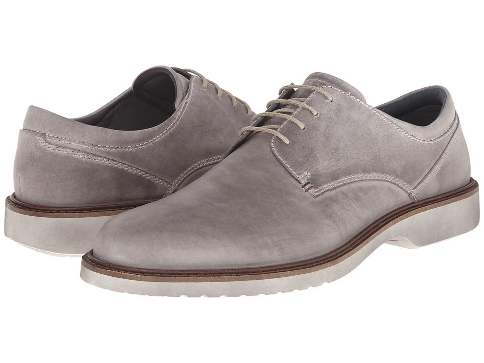 ECCO - Ian Tie (Wild Dove) Men's Lace up casual Shoes