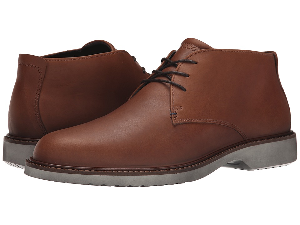 ECCO - Ian Chukka Boot (Bison) Men