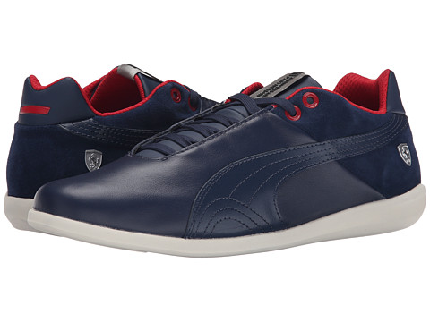 PUMA - Future Cat SF Lifestyle 10 (Dress Blues/Mystic Blue) Men's Shoes