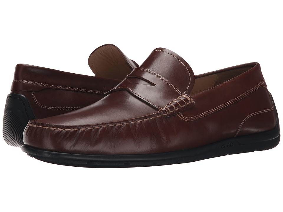ECCO Classic Moc 2.0 Loafer (Mink) Men