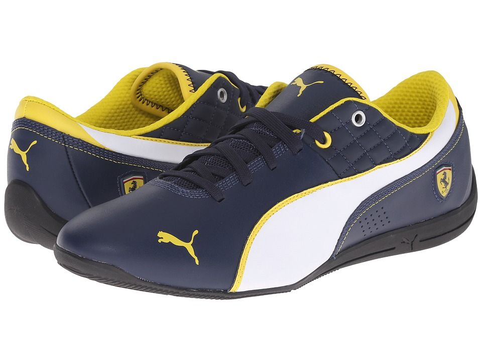 PUMA - Drift Cat 6 SF NM (Dress Blues/White) Men