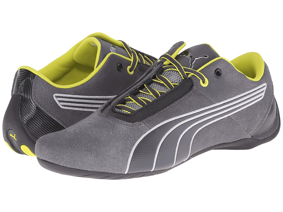 PUMA - Future Cat S1 Nightcat (Periscope/Periscope/Puma Silver) Men's Shoes