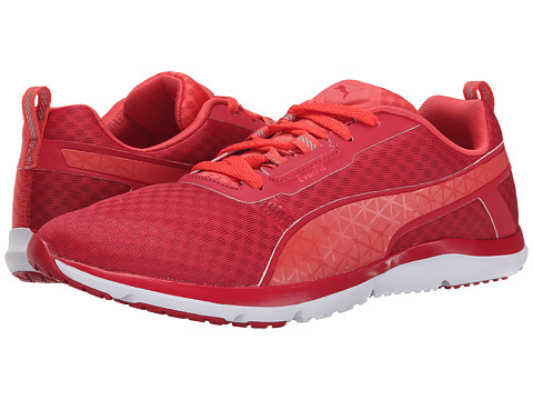 PUMA - Pulse FLEX XT Matte (Lipstick Red/Cayenne) Women's Shoes