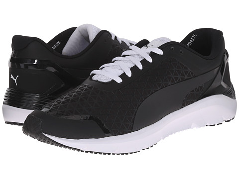 PUMA - Pulse PWR XT Matte (Black) Women's Shoes
