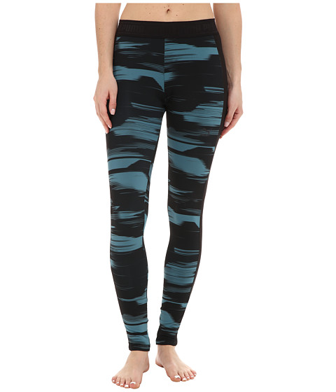 PUMA - Blurred Leggings (Colonial Blue) Women's Clothing