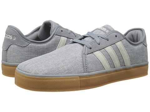 adidas - LVS (Grey/Running White/Grey) Men's Shoes