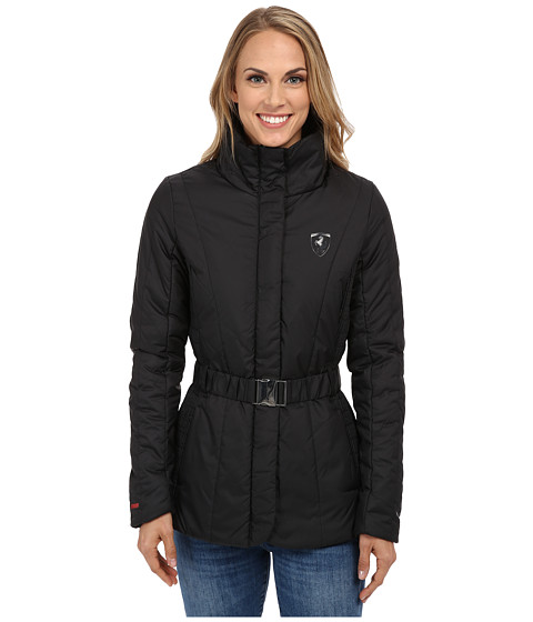 PUMA - Ferrari Padded Jacket (Moonless Night) Women