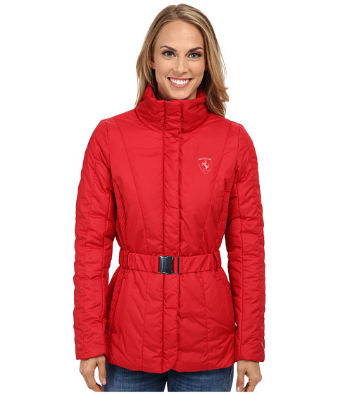 PUMA - Ferrari Padded Jacket (Scooter) Women's Jacket