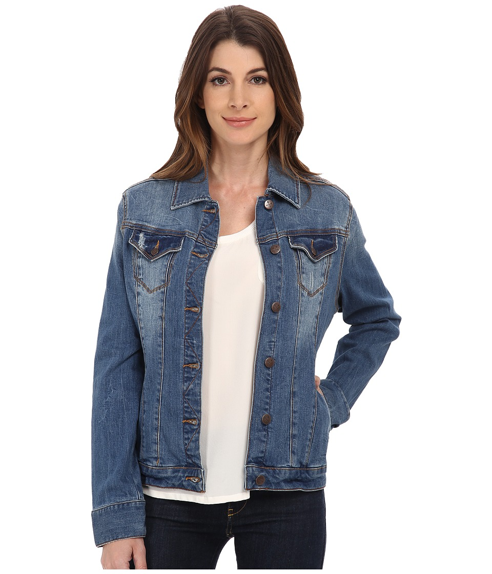 Christopher Blue - Denim Jacket in Shoreline (Shoreline) Women