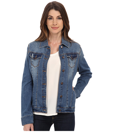 Christopher Blue - Denim Jacket in Shoreline (Shoreline) Women's Jacket