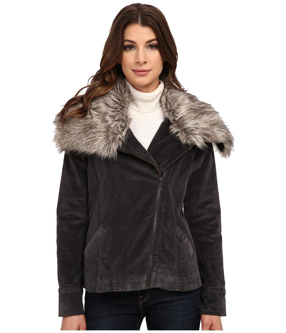Christopher Blue - Claudine Jacket (Graphite) Women's Coat