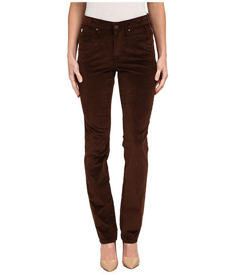 Christopher Blue - Madison Juku High-Rise Straight Land O' Lakes Cord (Saddle) Women's Casual Pants