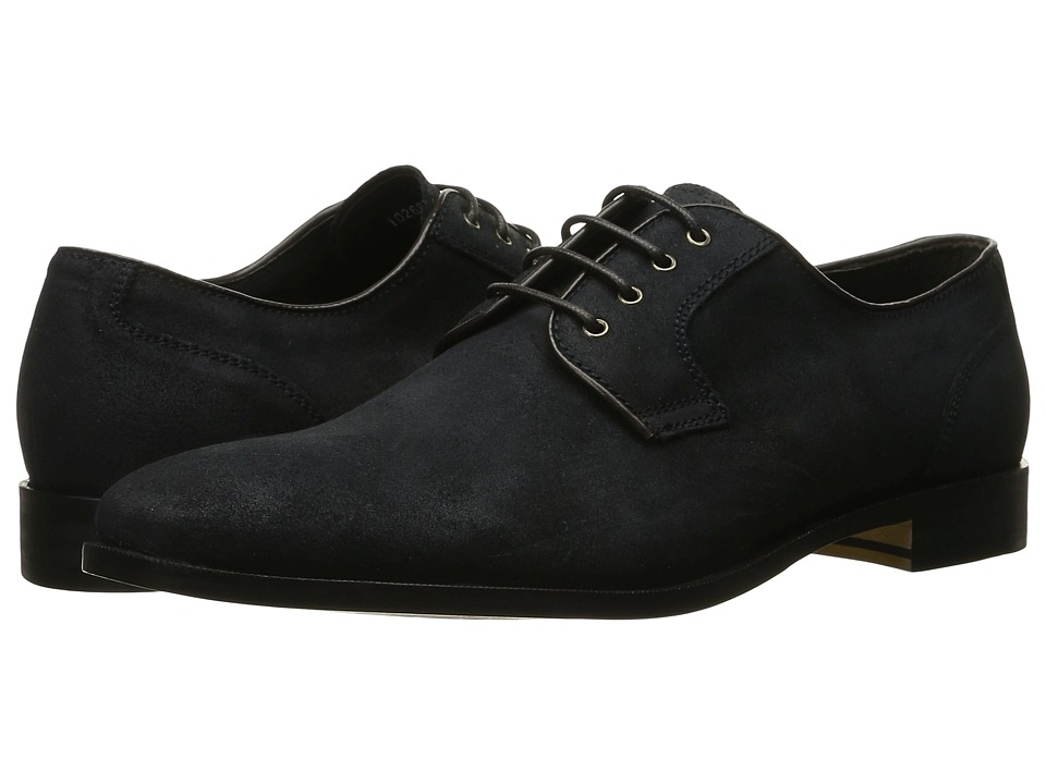 RUSH by Gordon Rush - Hunter (Navy Waxy Suede) Men