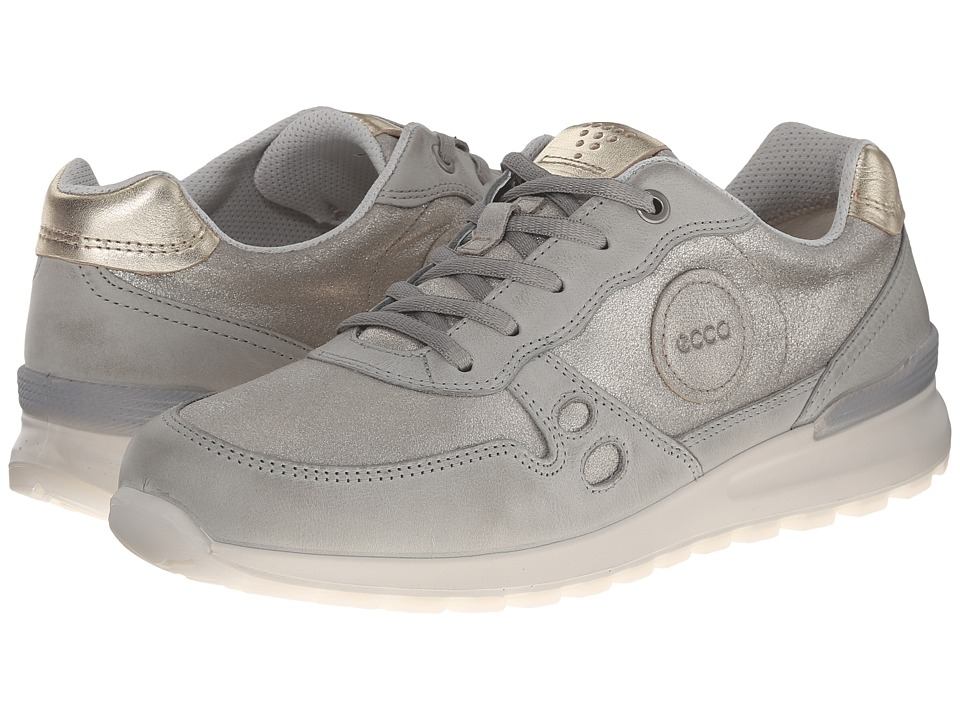 ECCO - CS14 Casual Sneaker (Wild Dove/Moon Rock/Light Gold) Women's Lace up casual Shoes