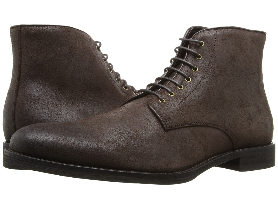 RUSH by Gordon Rush Brian (Espresso Waxy Nubuck) Men