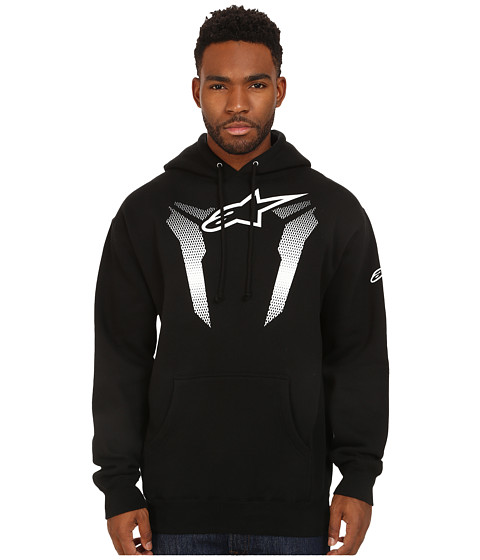 Alpinestars - Venom Pullover Fleece (Black) Men's Sweatshirt