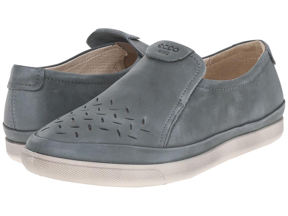 ECCO - Damara II Slip-On (Green Gables) Women's Slip on Shoes