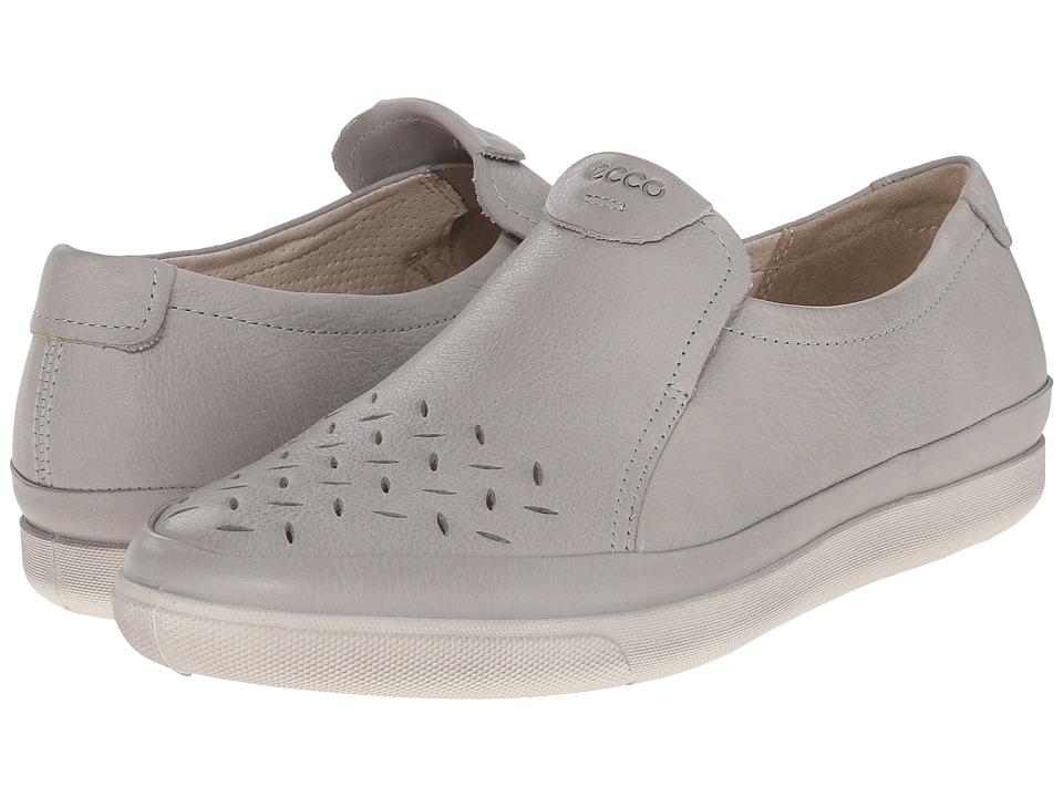ECCO - Damara II Slip-On (Concrete) Women's Slip on Shoes