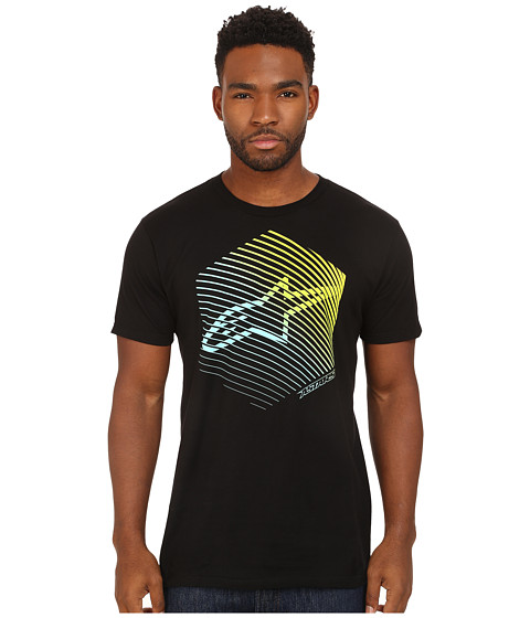 Alpinestars - Fins Tee (Black) Men's T Shirt