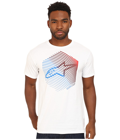 Alpinestars - Fins Tee (White) Men's T Shirt