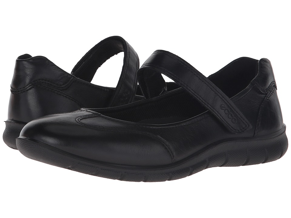 ECCO - Babett II Mary Jane (Black) Women's Maryjane Shoes