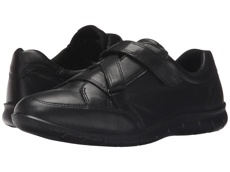 ECCO - Babett II Cross Strap (Black) Women's Shoes