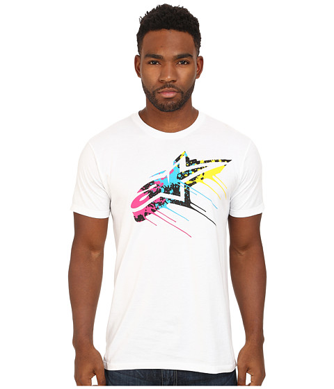 Alpinestars - Drips Tee (White) Men