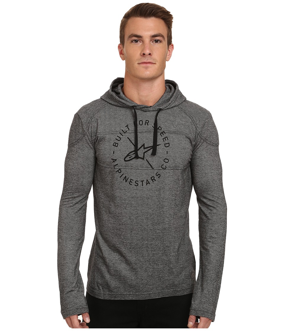 Alpinestars - Borsen Long Sleeve (Charcoal) Men's Clothing