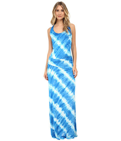 Young Fabulous & Broke - Hampton Maxi (Royal Helix) Women's Dress