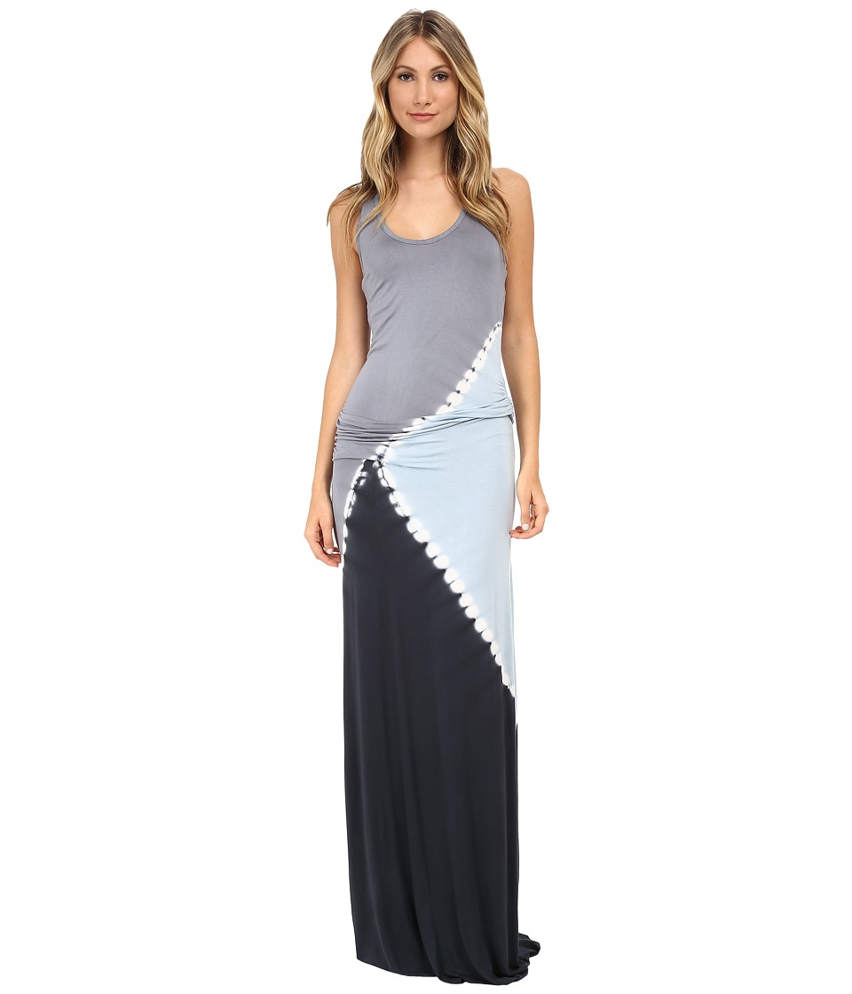 Young Fabulous & Broke - Hampton Maxi (Sky Tri-Block) Women's Dress