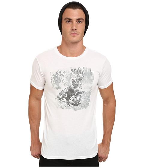 Alpinestars - Merge Tee (White) Men's T Shirt