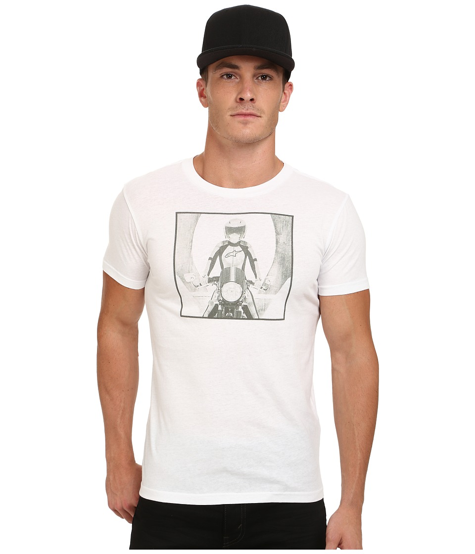 Alpinestars - Vika Tee (White) Men's T Shirt