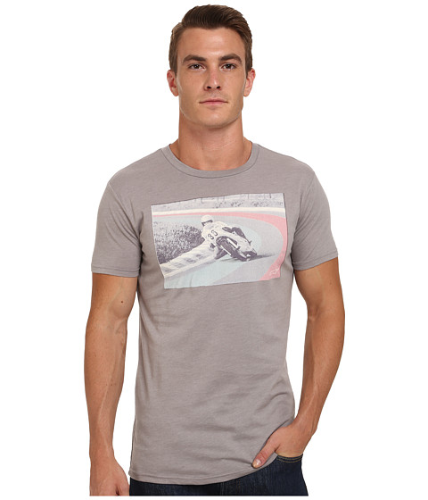 Alpinestars - Vector Tee (Heather Gray) Men's T Shirt
