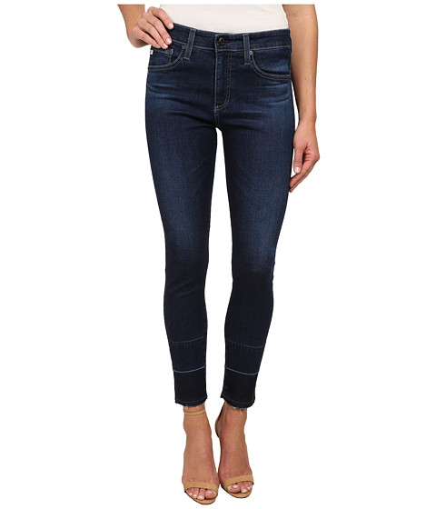 AG Adriano Goldschmied - The Farrah Skinny Crop in 2 Years Cusp (2 Years Cusp) Women's Jeans