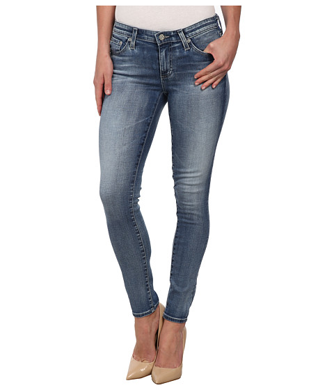 AG Adriano Goldschmied - The Leggings Ankle in 18 Year Fossil (18 Year Fossil) Women's Jeans