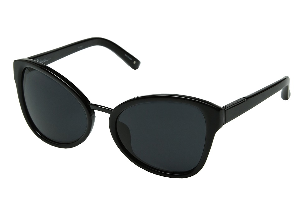 3.1 Phillip Lim - PL102 (Black/Bang Bang Black) Fashion Sunglasses