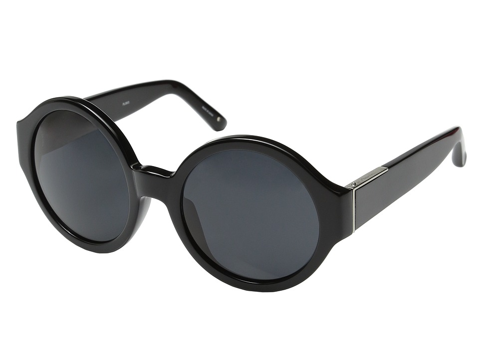 3.1 Phillip Lim - PL99 (Black/Silver/Bang Bang Black) Fashion Sunglasses