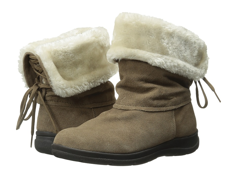 White Mountain - Thumper (Taupe) Women's Shoes
