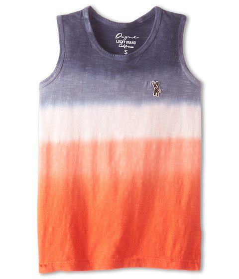Lucky Brand Kids - La Jolla Tank Top (Big Kids) (Lorna) Boy