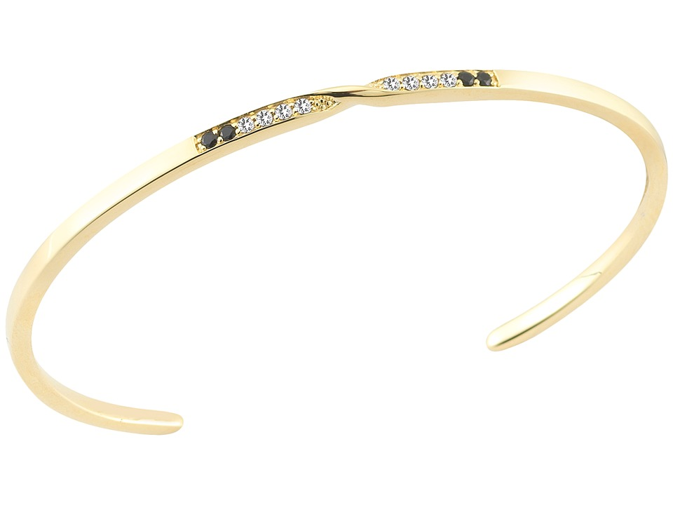 Elizabeth and James - Soleri Bangle (Yellow Gold) Bracelet