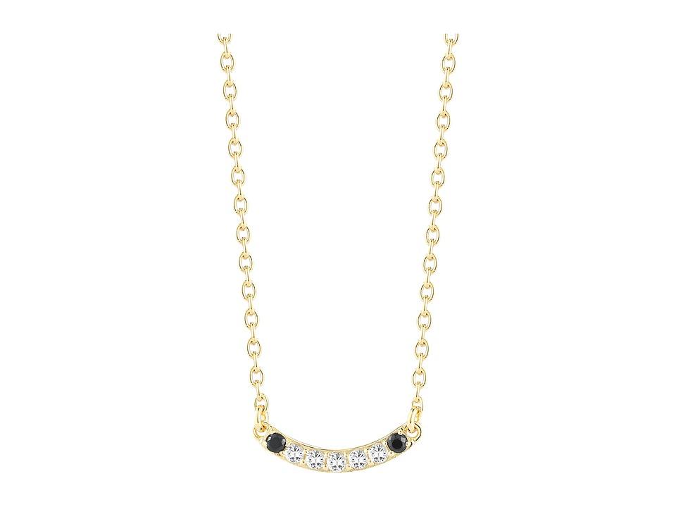 Elizabeth and James - Klint Necklace (Yellow Gold) Necklace
