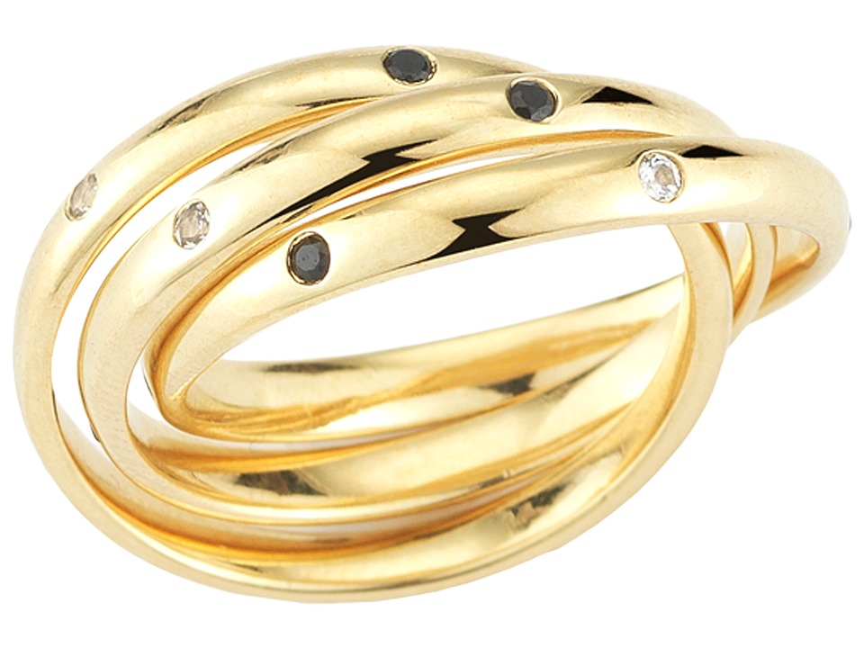 Elizabeth and James - Mila Ring (Yellow Gold) Ring
