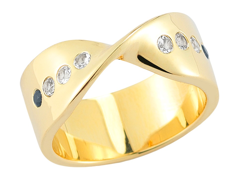Elizabeth and James - Soleri Ring (Yellow Gold) Ring