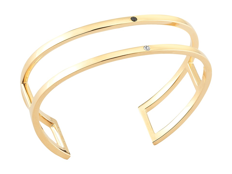 Elizabeth and James - Livi Cuff Bracelet (Yellow Gold) Bracelet