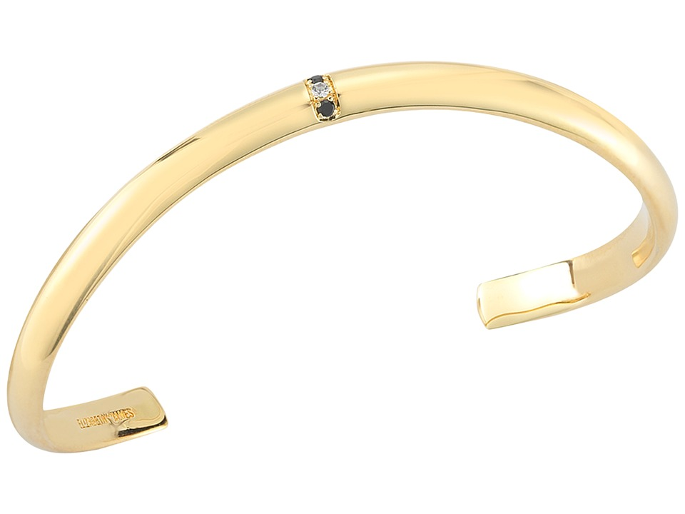 Elizabeth and James - Ando Cuff Bracelet (Yellow Gold) Bracelet