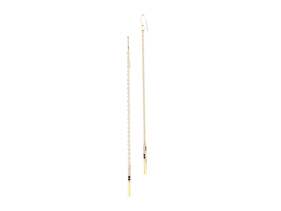 Elizabeth and James - Soleri Chain Earrings (Yellow Gold) Earring