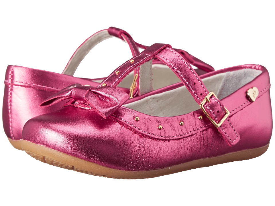 Pampili - Sofia 214 (Toddler/Little Kid/Big Kid) (Pink 1) Girls Shoes