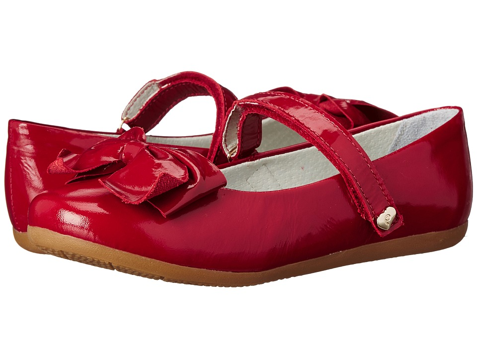 Pampili - Sofia 214 (Toddler/Little Kid/Big Kid) (Red) Girls Shoes