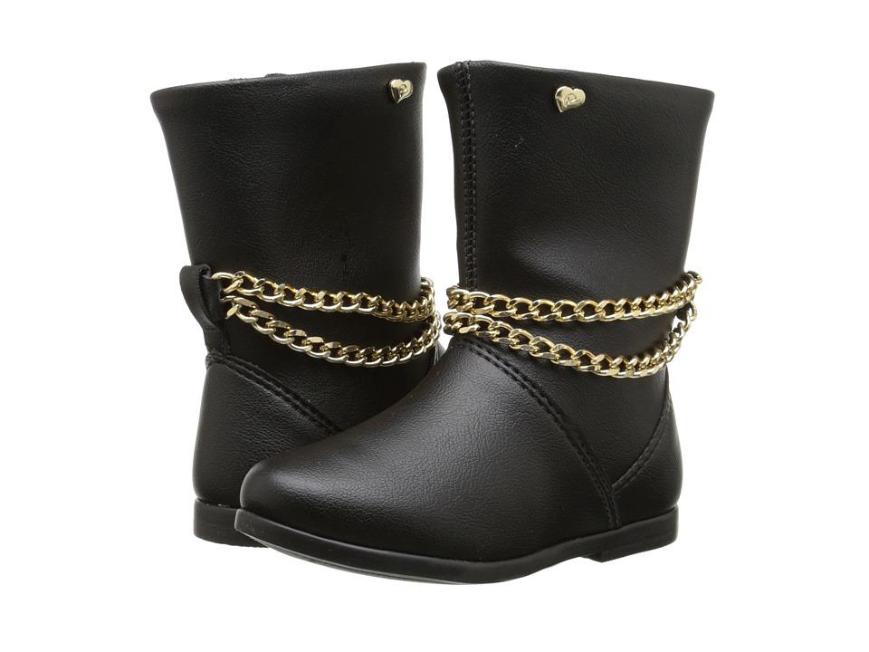 Pampili - Bota Alice 227 (Toddler/Little Kid) (Black) Girl's Shoes